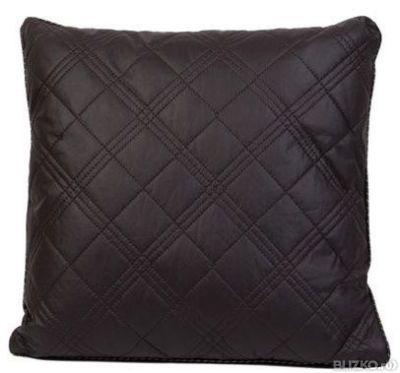 Подушка из кожзама своими руками 74