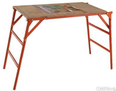 Малярный стол складной своими руками