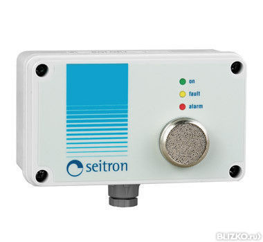 Внешний сенсор загазованности на сжиженный газ пропан-бутан Seitron SGIGP1