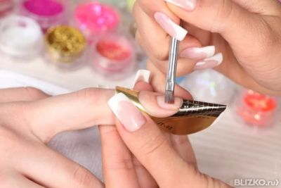 Правильное ногтей