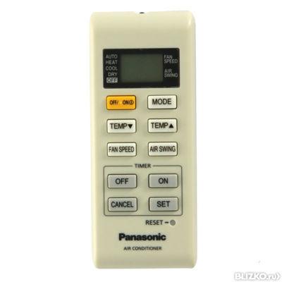 Пульт для кондиционера panasonic проводной кондиционеры mitsubishi electric инструкция по установке
