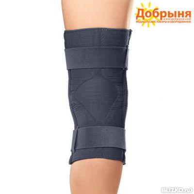 Ортез на коленный сустав полужесткий нерегулируемый ушиб коленного сустава народными средствами