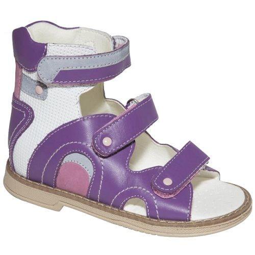 be732a035 Ортопедические сандалии с открытым носком и высоким задником TW-172 TWIKI (