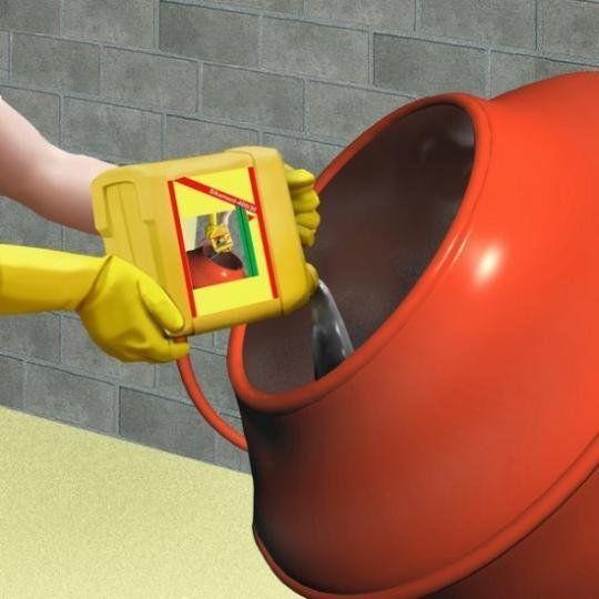 добавки для бетонных и растворных смесей
