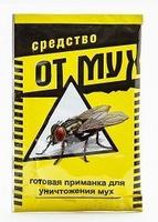 Приманка для мух 15 гр, полифольгированный пакет