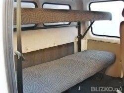 диван полка для газель фермер длина дивана 165 см ширина верхнего